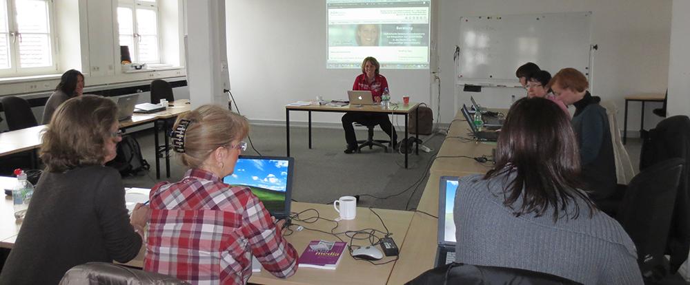 Social Media Workshop TU Darmstadt