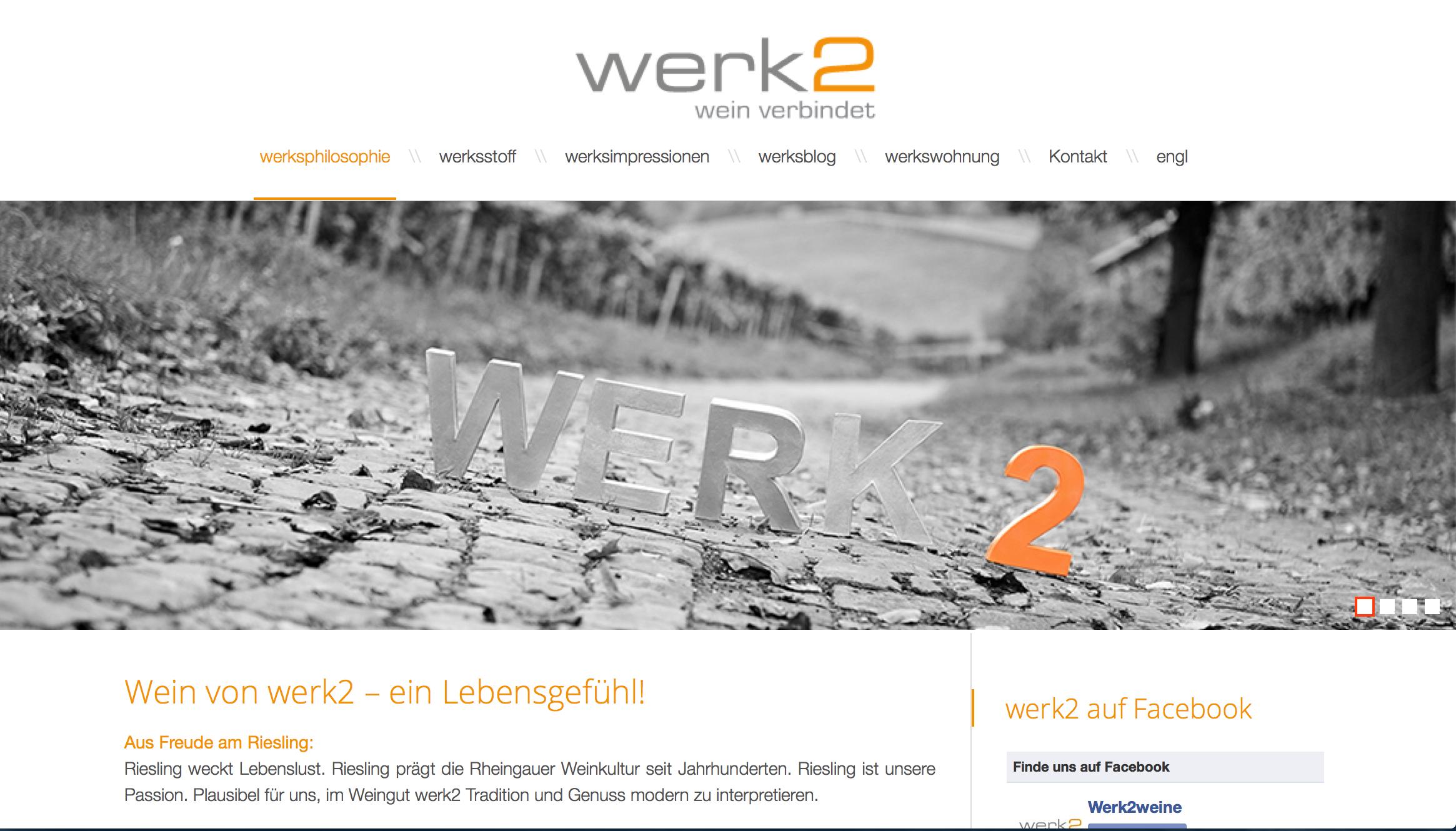 Werk2weine, Geisenheim