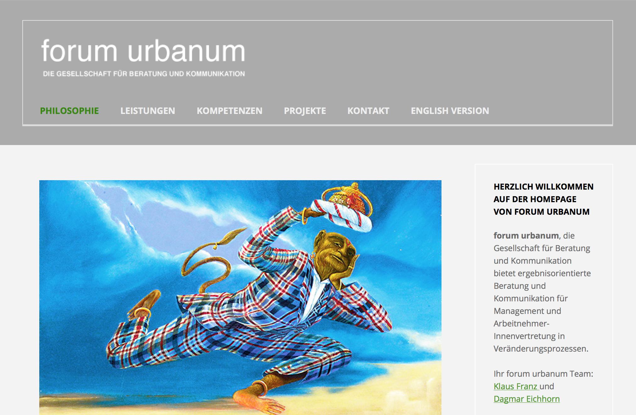 Forum Urbanum