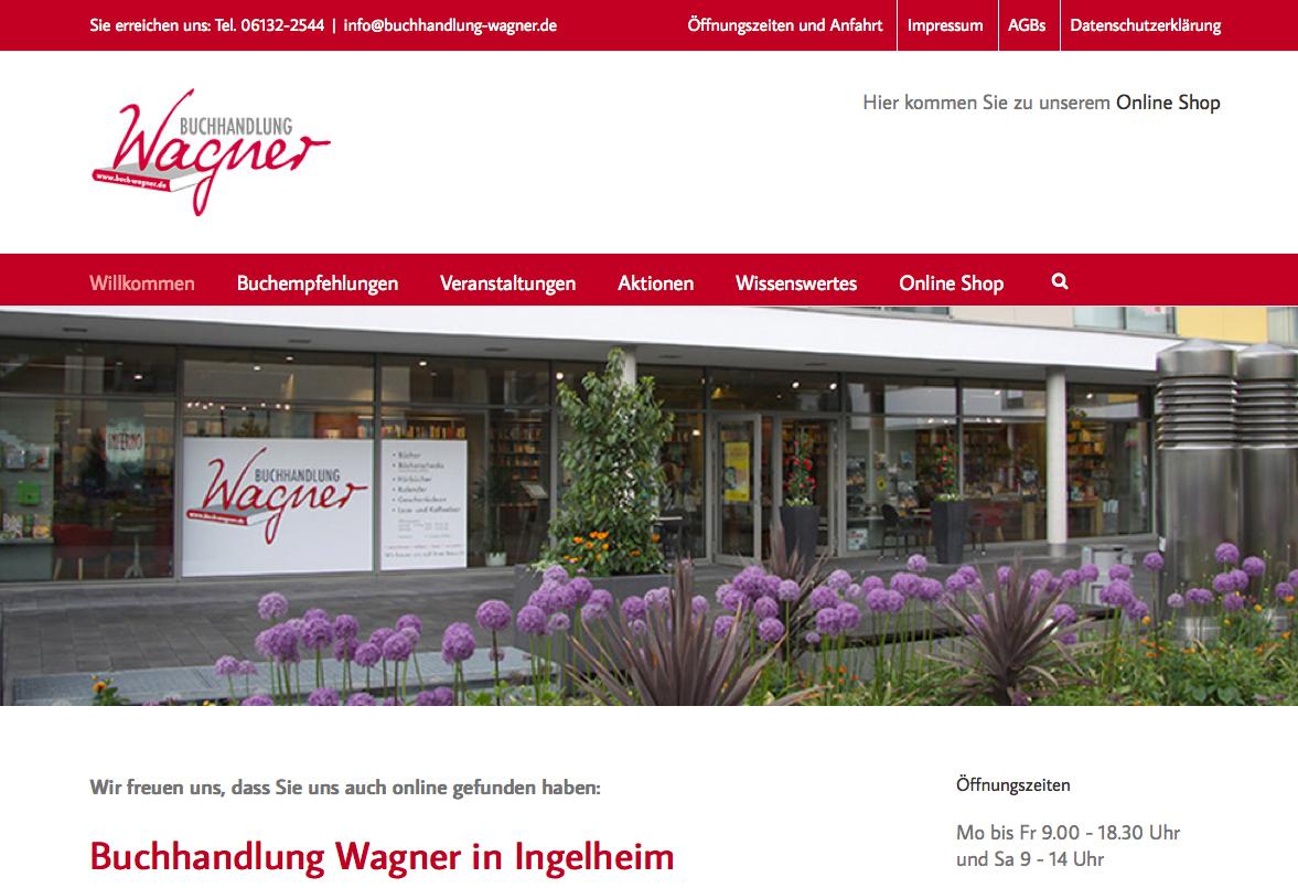 Buchhandlung Wagner, Ingelheim