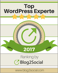 Siegel_WordPress_Experte_pia_Lauck