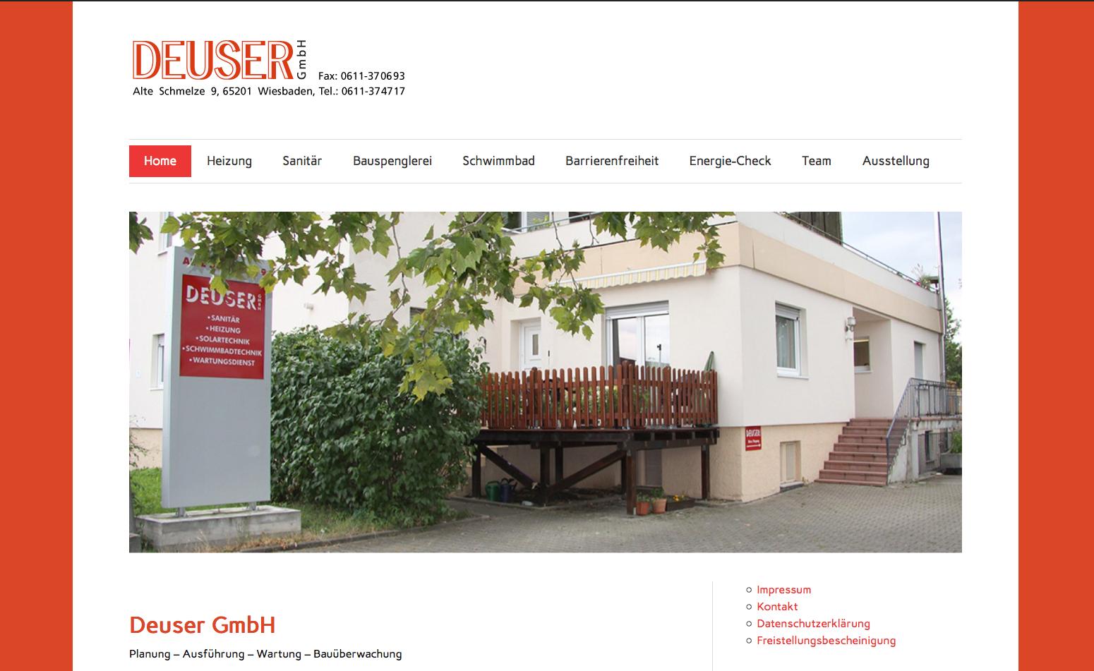 Deuser GmbH, Wiesbaden