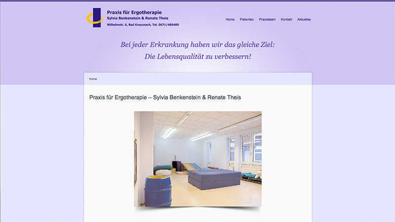 Ergotherapeutische Praxis, Bad Kreuznach