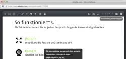 Edudip Screensharing