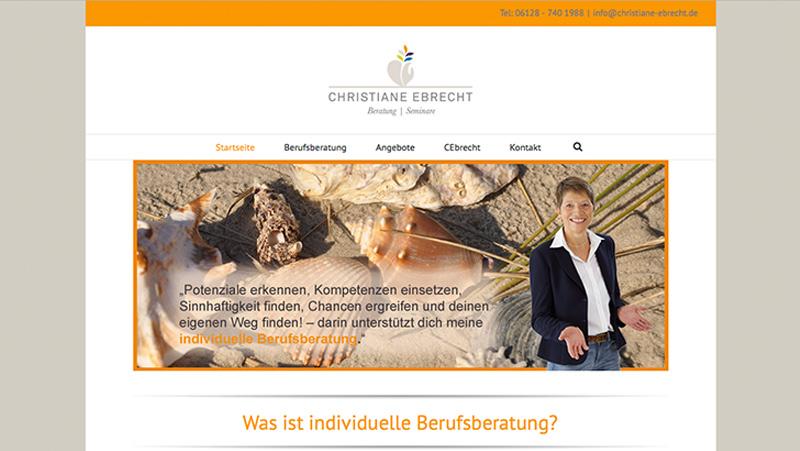 Christiane Ebrecht – Coaching Berufsanfänger Wiesbaden