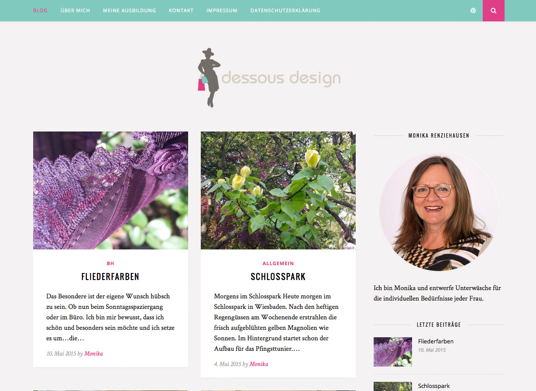 Dessous Design – Monika Renziehausen
