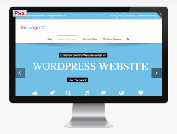 wordPress_Website