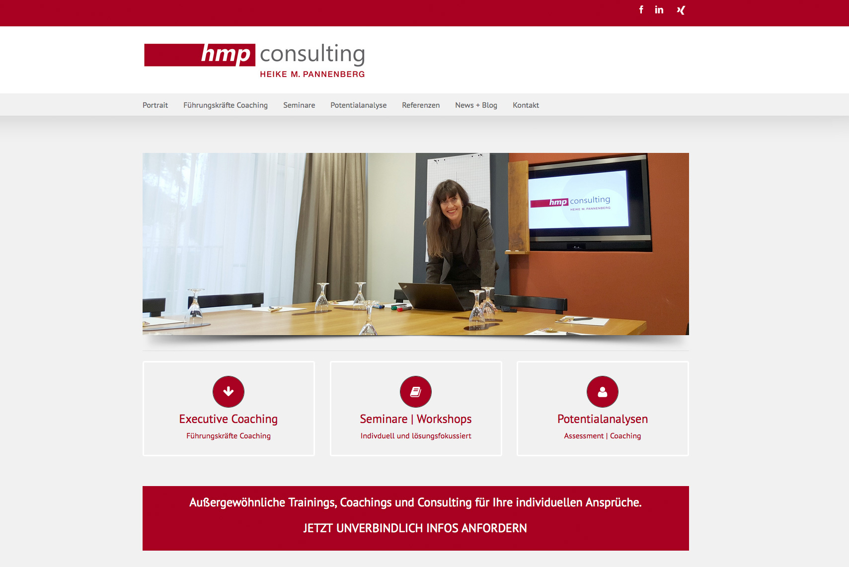 Heike Pannenberg, HMP Consulting