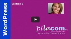 WP-Videokurse Lektion 2