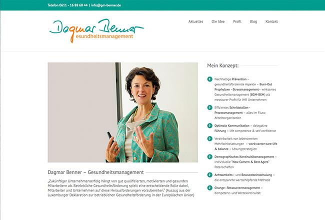 Gesundheitsmanagement-Benner