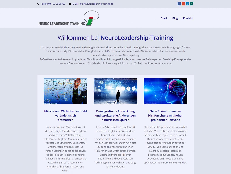 Neuroleadership Training – Kuzinski Coaching