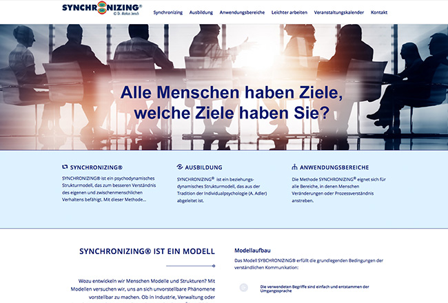 Synchronizing-Mainz