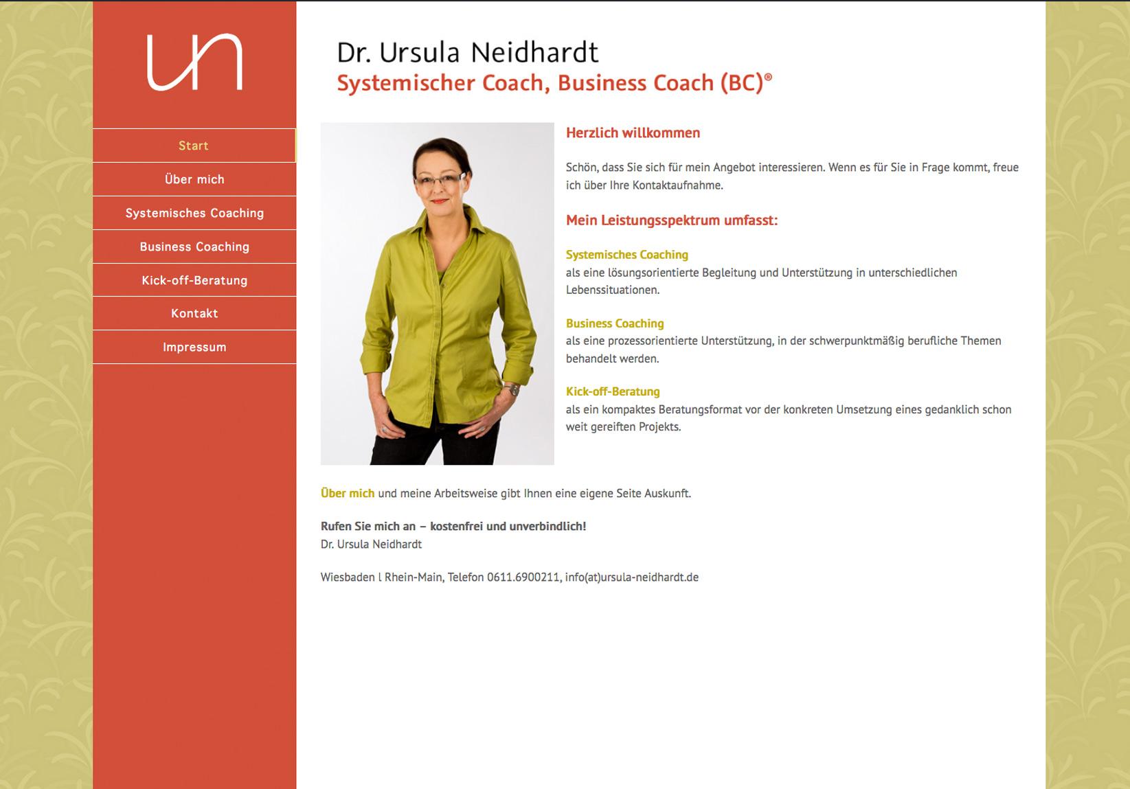 Dr. Ursula Neidhardt