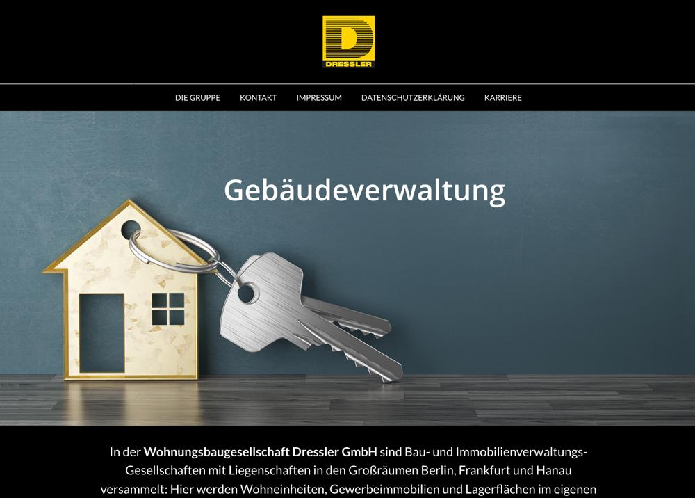 Dressler_Wohnungsbau