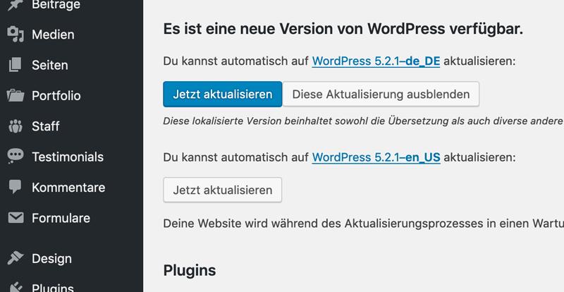WordPress_5_installieren