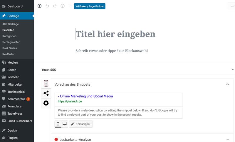 neuer_Beitrag_mit_Gutenberg_Editor