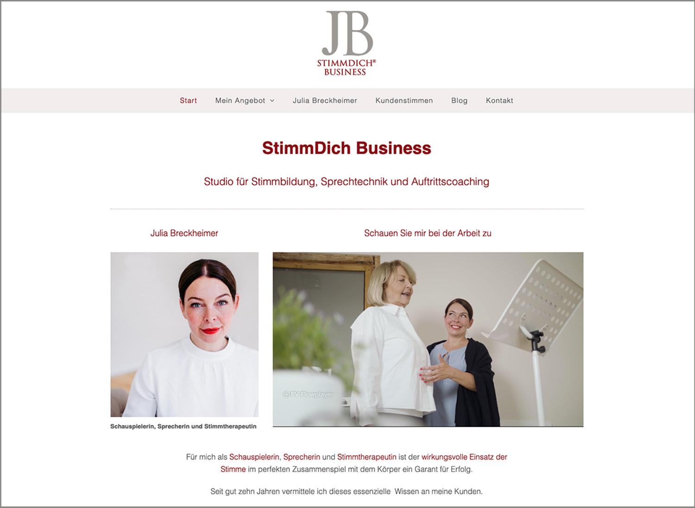 StimmDich_Business