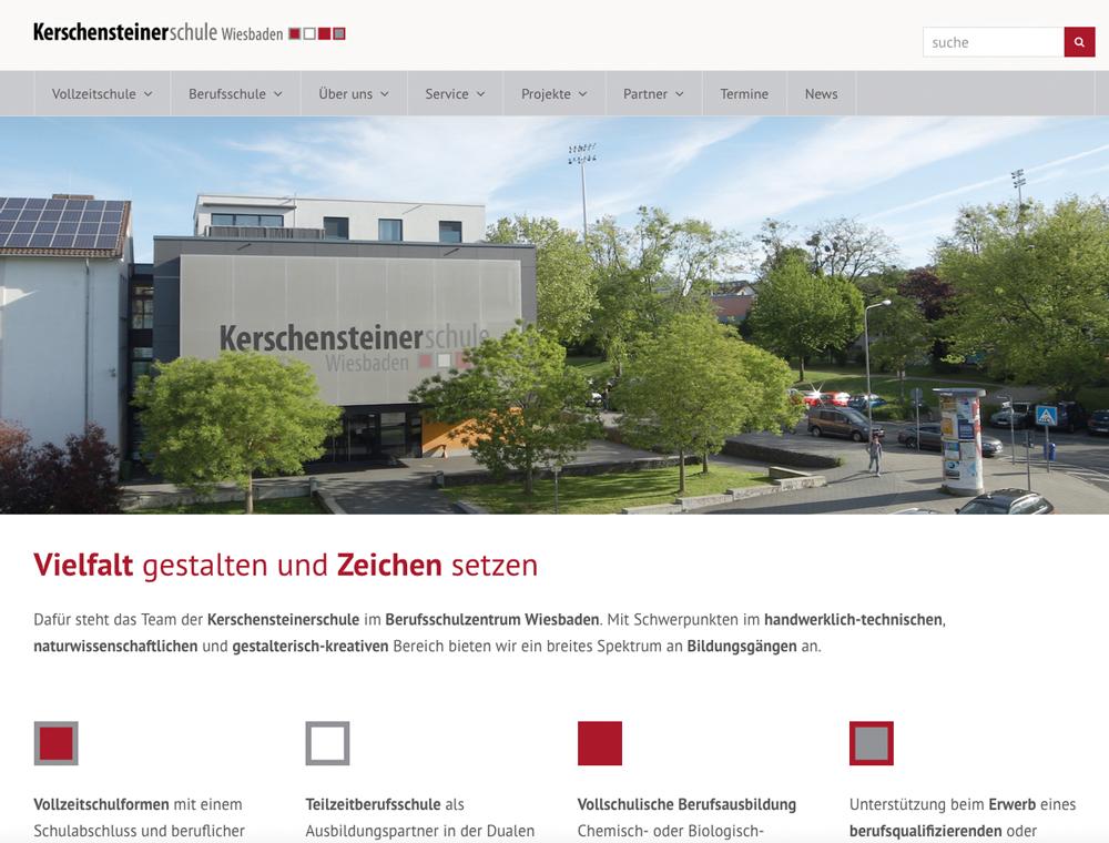 Kerschensteinerschule Wiesbaden