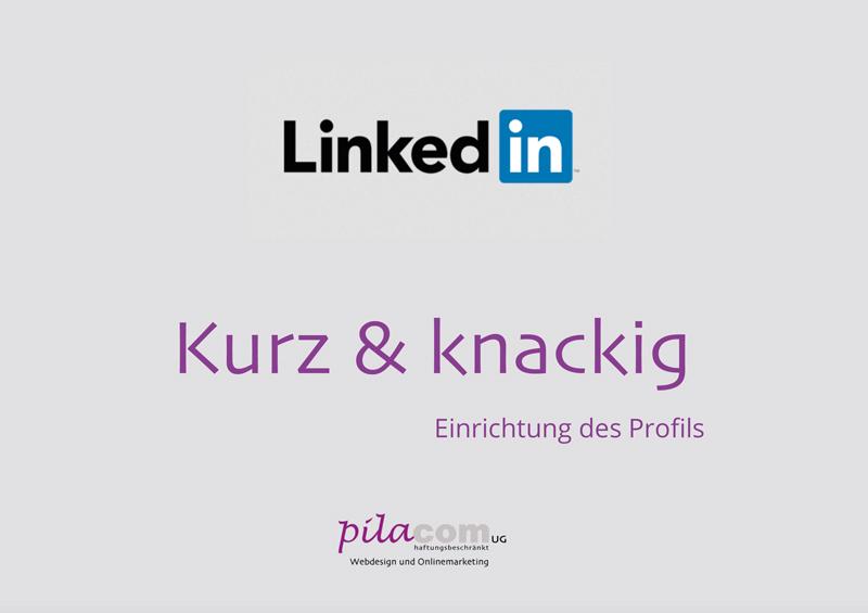 Linkedin_Einrichtung_Profil