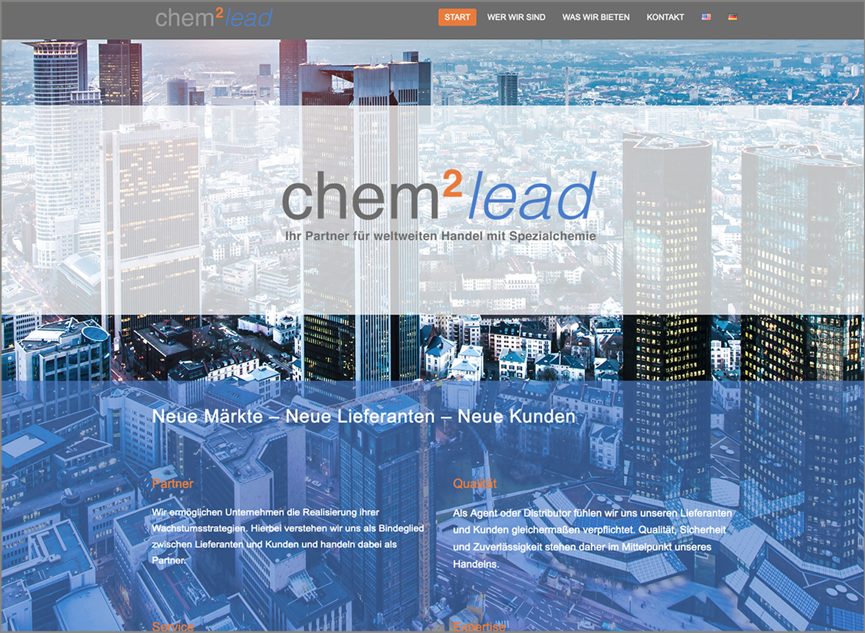 Chem2lead