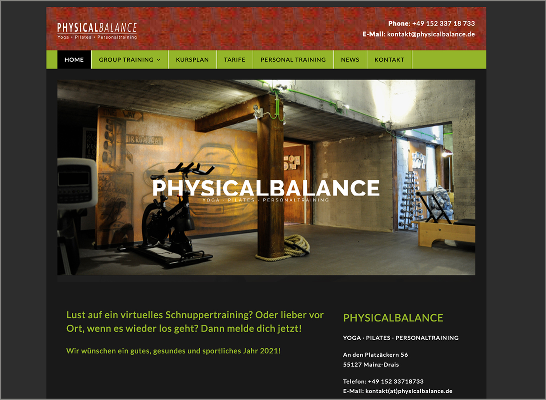 Physicalbalance
