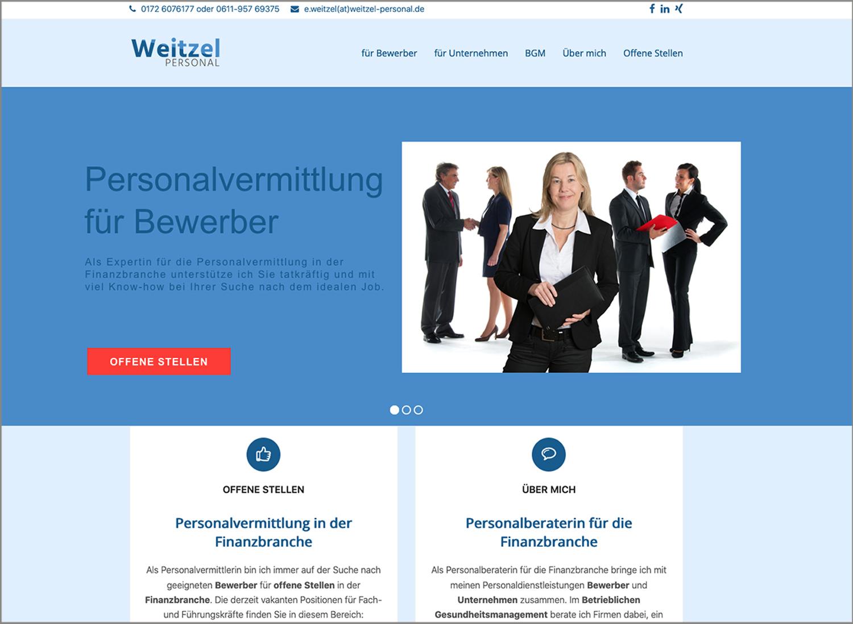 Weitzel_Personal
