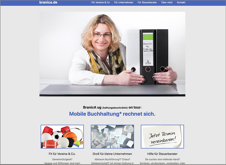 Mobile Buchhaltung