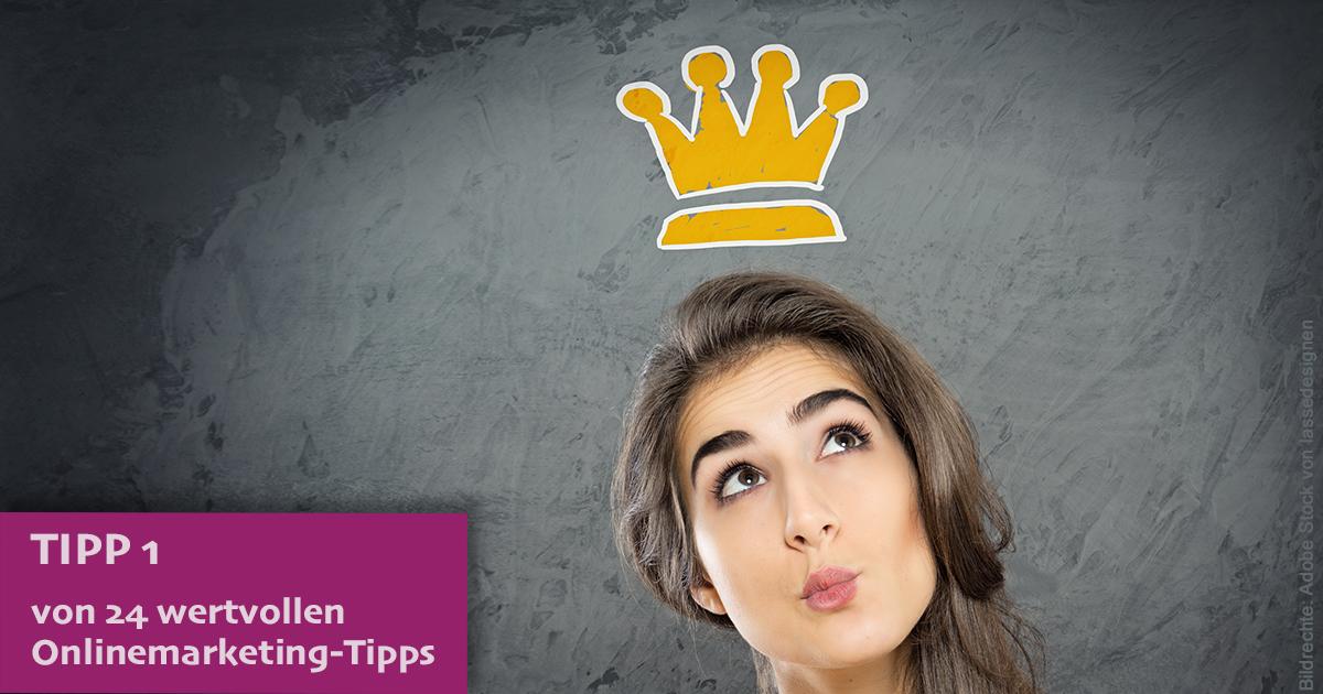 Tipp1 Onlinemarketing