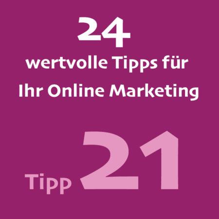 Tipp21 Onlinemarketing