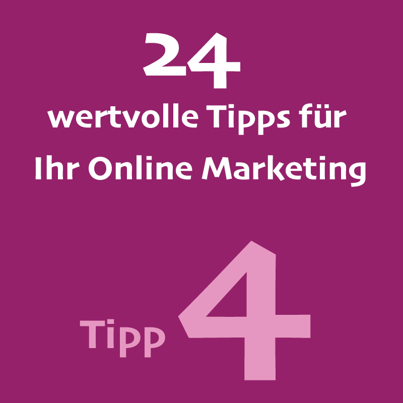 Tipp4 Onlinemarketing