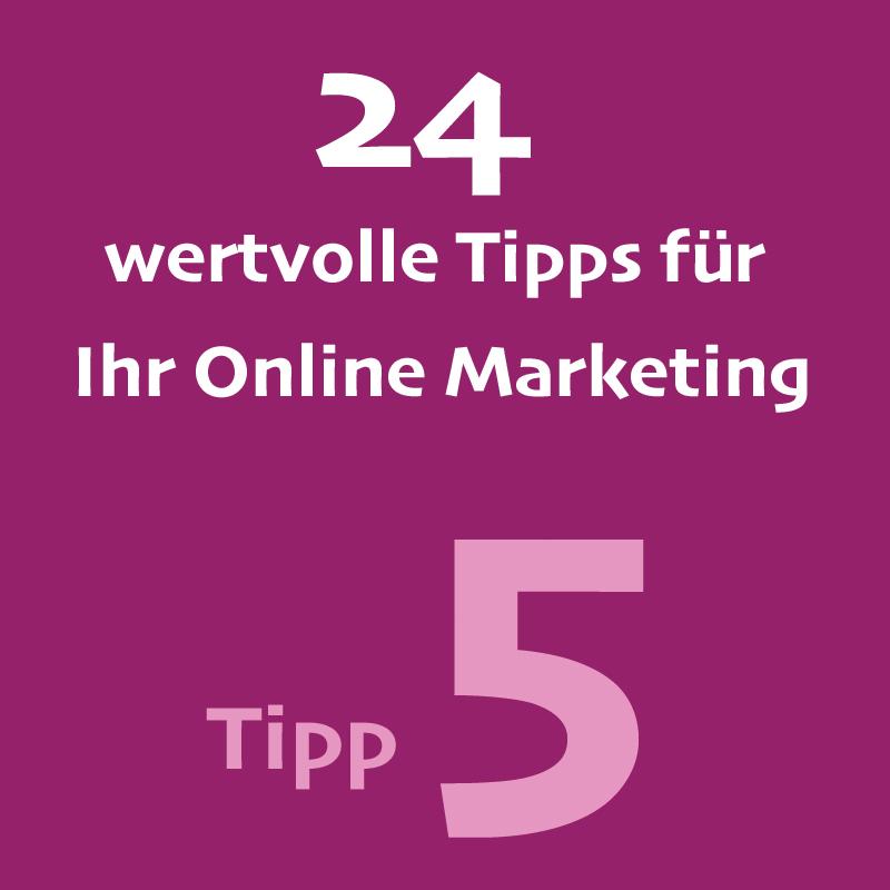 Tipp5 Onlinemarketing
