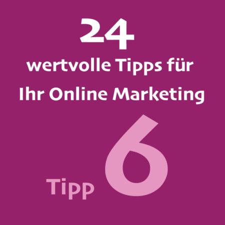 Tipp6 Onlinemarketing