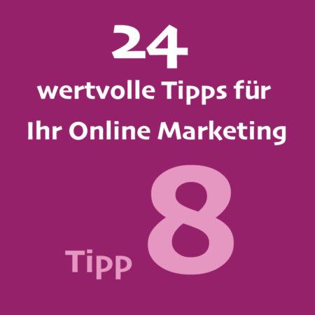 Tipp8 Onlinemarketing